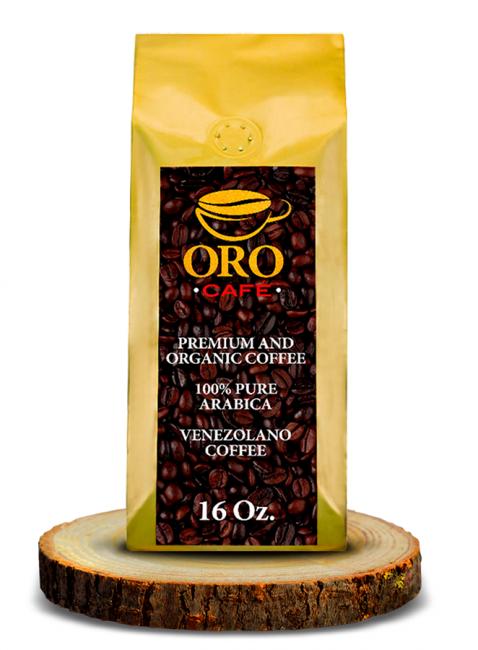 Empaque Oro Café